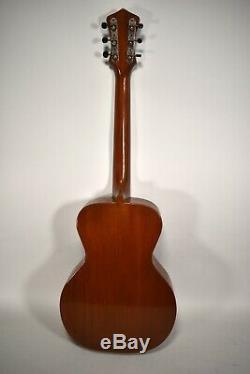 1941 Kalamazoo Sport Model KG Vintage Parlor Acoustic Guitar Sunburst Finish