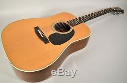 1979 Martin D-28 Natural Finish Vintage Rosewood Acoustic Guitar withOHSC