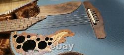 1982 Adamas II 1581-8 vintage acoustic-electric guitar by Ovation