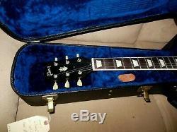 2003 Gibson J160e Acoustic Electric Guitar Sunburst John Lennon Model with Case