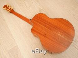 2004 McPherson MG 4.0 XPW Acoustic Guitar withohc, Red Spruce & African Mahogany