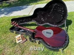 2006 Taylor T5 C2 Koa Acoustic Electric Guitar T5C2