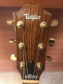 2008 Taylor Custom GC acoustic electric guitar