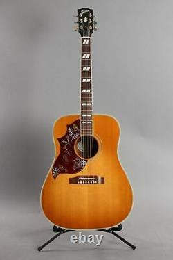 2009 Left-Handed Gibson Hummingbird Acoustic Electric Guitar