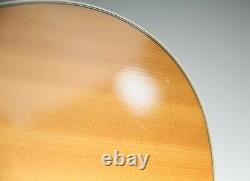 2014 Gibson LG-2 American Eagle Antique Natural Acoustic Guitar & Martin Case