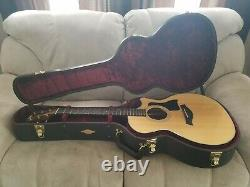 2014 Taylor 314 CE Acoustic/Electric Guitar With Case