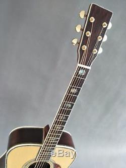 2018 Top Quality Acoustic Guitar Nature Woodcolors Acoustic Guitar D 45