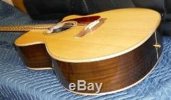 23 Pictures Takamine GN71CE Nat Acoustic Electric Guitar Great Condition CLEAN