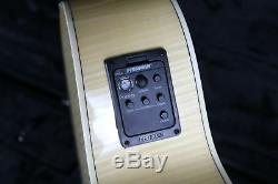 43'' J200C Acoustic Electric Guitar Fishman EQ Solid Spruce Top Grover Tuner