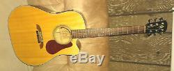 ALVAREZ YAIRI DY-38C Acoustic Electric Guitar with Case