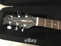 Alvarez Acoustic-electric Guitar Thin Body Model 5082 Made In Korea 1986 / Case