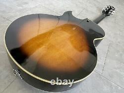 Aslin Dane Jazz King Semi Acoustic Electric Guitar