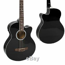 BCP Acoustic Electric Bass Guitar with Equalizer, Truss Rod