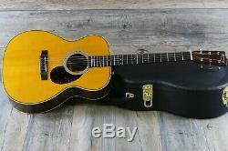 Beautiful! Martin OMJM John Mayer Signature Acoustic Guitar + OHSC