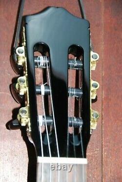 Cordoba C5-CE BK Cutaway Nylon Acoustic-Electric Classical Fusion Guitar