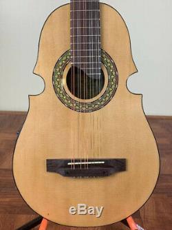 Cuatro De Puerto Rico Don Jose, Acoustic-Electric 10 String Guitar, With Bag