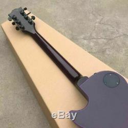 Custom Shop LP Compatible Electric Guitar One Piece Neck&Body LP Custom Guitar