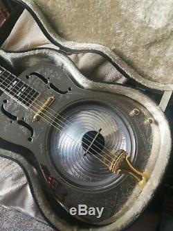 Dobro Resonator Vintage Acoustic Electric Guitar Custom Shop