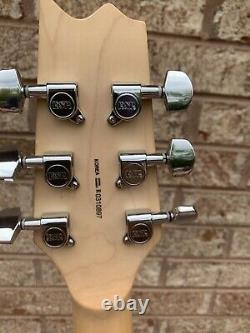 ESP Eclipse Semi-Hollow Sample Prototype Acoustic Electric Guitar Hardshell Case