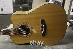 ESP LTD XTONE XDC6ENAT ACOUSTIC ELECTRIC Guitar MINT