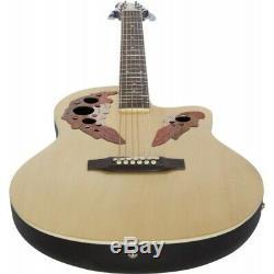 Electro acoustic guitar 4/4 Ovation 41 M-tunes MTFO229CE
