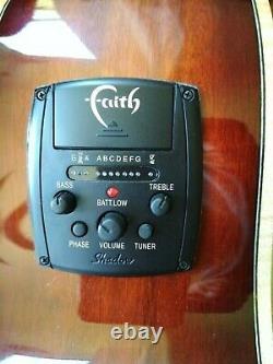 Faith Venus Blood Moon guitar Cut/Electro FVBMB