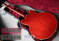 Gibson Custom Shop ES-339 / Semi-Acoustic Electric Guitar with HC made in 2009