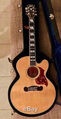 Gibson EC-30 BKE Blues King Electric acoustic guitar 1997