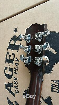 Gibson J45 Guitar, Zager Easy Play made, rare Studio Collection