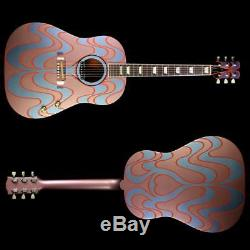 Gibson John Lennon J-160E Collection Acoustic Guitar Set