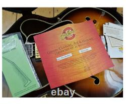 Gibson L-5 Wes Mongomery Tobacco Sunburst Hollow Body Acoustic Electric Guitar