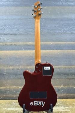 Godin A6 Ultra Koa High-Gloss B-Stock Electric-Acoustic Guitar withBag #19084149