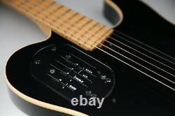 Godin Acousticaster LR Baggs Semi Acoustic Guitar Black & Gig Bag