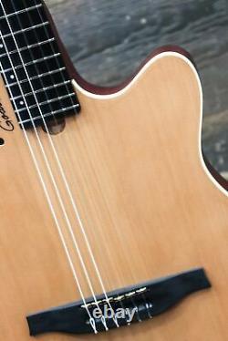 Godin Multiac ACS Slim Nylon Natural SG B-Stock El. Cl. Guitar withBag #20434189