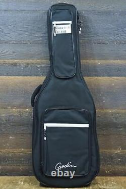 Godin Multiac Nylon Encore Natural SG SF El. Acoustic Guitar withBag #20344129