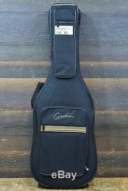 Godin Multiac Nylon SA Rosewood HG B-Stock Electro-Classical Guitar withBag