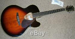 Gretsch Historic G3700 Sierra Jumbo Acoustic Electric Guitar withFishman Issues
