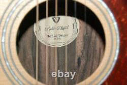 Guild D-260E Deluxe Acoustic-Electric Solid Top Spruce & Ebony Guitar