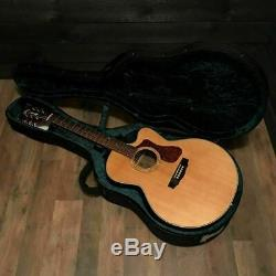 Guild F-150CE Jumbo Solid Rosewood Acoustic-Electric Guitar with Case