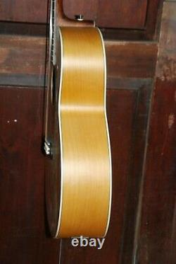 Guild F-2512E Acoustic-Electric Solid Top Maple Spruce 12 String Guitar