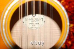 Guild F-2512E Deluxe Acoustic-Electric Solid Top Maple Spruce 12 String Guitar