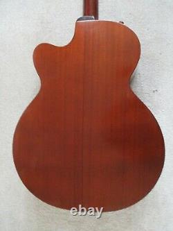 GuitarVintage1980sTRAMELEUCElectro-acousticCutawayRareExcellent condition