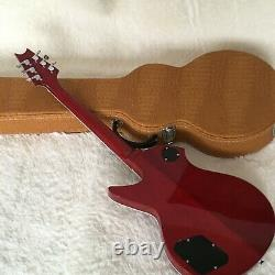 Guitar Factory Custom Electric Guitar High Quality Design Red Fast Delivery