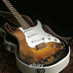Guitar Factory Custom Electric Guitar Retror Standard Guitar Fast shipping