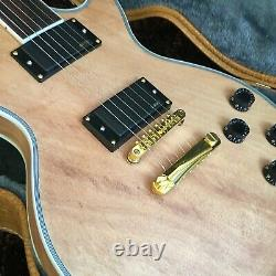 Guitar Production Plant Custom Made Standard Fretless Electric Guitar