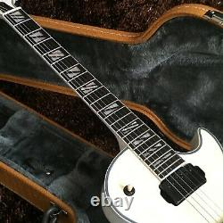 Guitar factory custom electric guitar high quality white Fast shipping