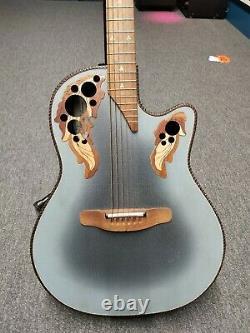 Guitare Adamas Ovation 1581-8 avec housse rigide