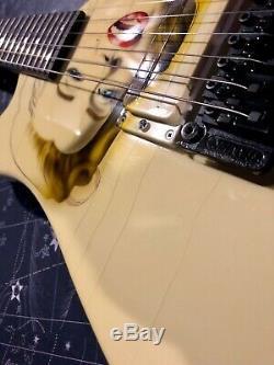 Hamer Chaparral Elite Merilyn Monroe made in USA electric guitar