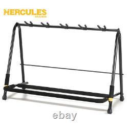 Hercules GS525B Multi Guitar Display Stand Rack for Acoustic or Electric Guitars