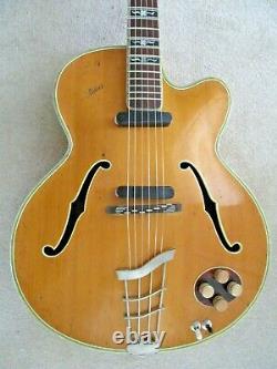 Hofner GuitarCommitteeVintage 1957ArchtopElectro-acousticVery Good